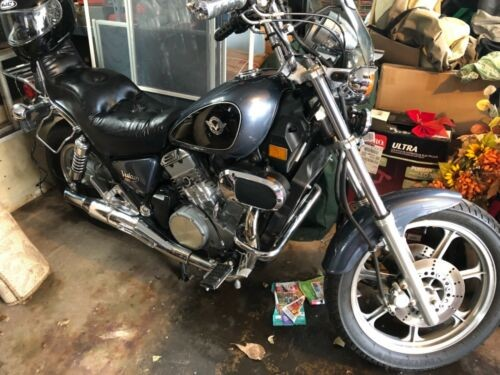1999 Kawasaki Vulcan Gray for sale