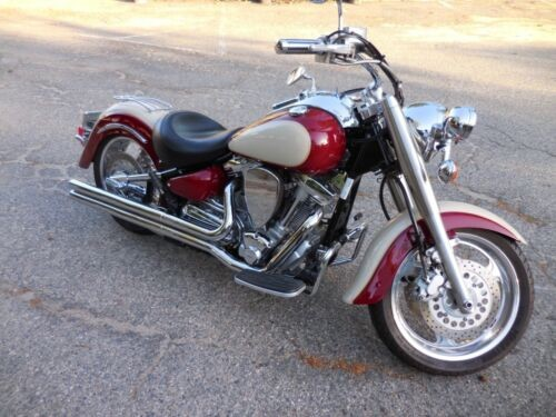 1999 Yamaha Road Star Burgundy for sale craigslist