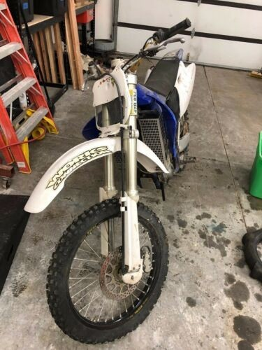 1999 Yamaha YZ for sale craigslist