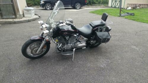 1999 Yamaha v-star Black for sale craigslist