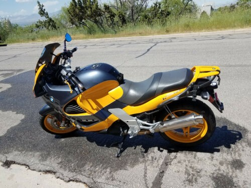 2000 BMW K-Series Yellow for sale craigslist