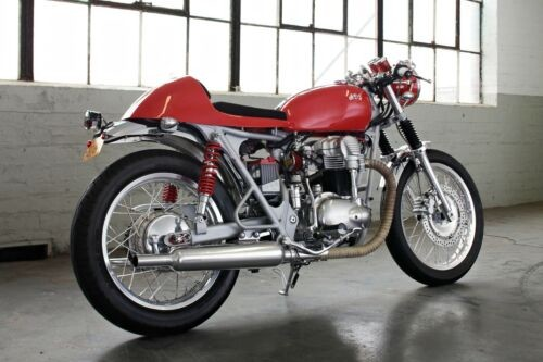 2000 Custom Built Motorcycles Other Kawasaki W650 Cafe Racer for sale