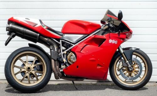 2000 Ducati Superbike Red for sale craigslist