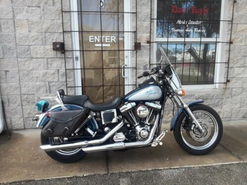 2000 Harley-Davidson Dyna Black for sale craigslist