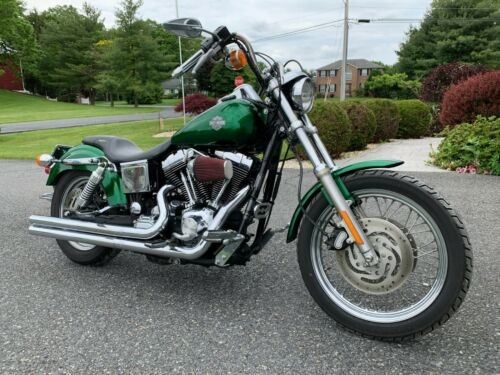 2000 Harley-Davidson Dyna Green for sale craigslist