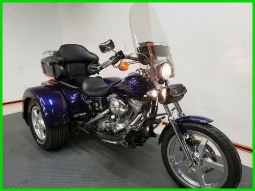 2000 Harley-Davidson Dyna FXD Super Glide® Lehman Trike Purple for sale craigslist