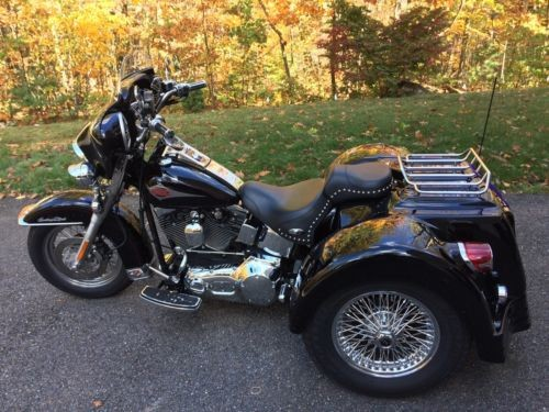2000 Harley-Davidson Heritage Softtail Classic Black for sale craigslist