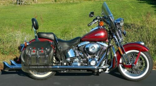 2000 Harley-Davidson Softail Red for sale