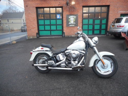 2000 Harley-Davidson Softail White for sale