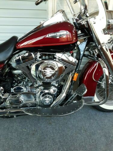 2000 Harley-Davidson Touring Red/Black for sale craigslist