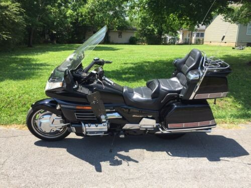 2000 Honda GL1500SE Black for sale