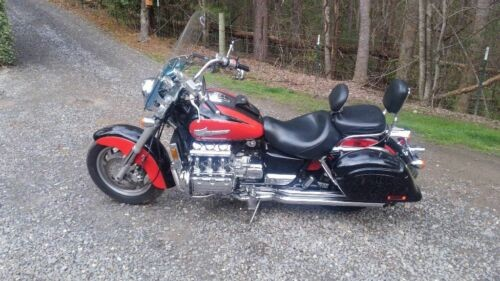 2000 Honda Valkyrie Red for sale craigslist