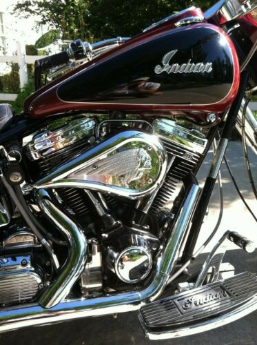 2000 Indian CHIEF Red for sale craigslist