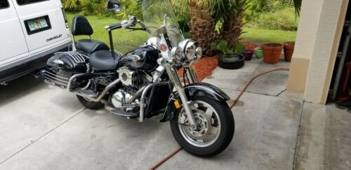 2000 Kawasaki VN 1500 NOMAD Black for sale craigslist