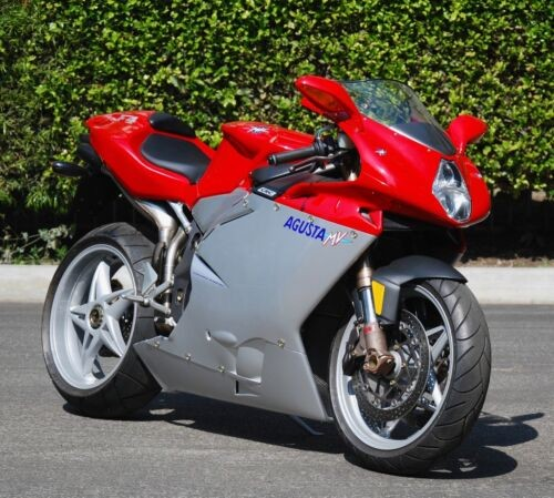 2000 MV Agusta F4 S Red for sale craigslist