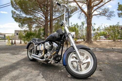 2000 Other Makes ULTRA MOTORCYCLE WIDE 2 WIDE 2 CHOPPER 1 OWNER HIGHLY SERVICED Black for sale