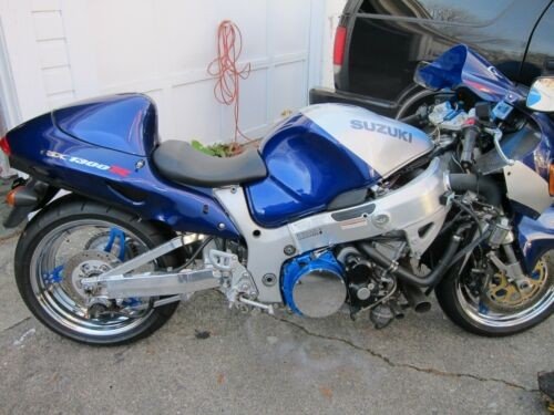 2000 Suzuki Hayabusa Blue for sale