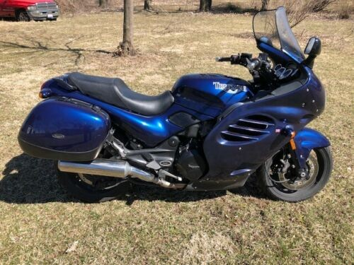2000 Triumph Trophy Blue for sale craigslist