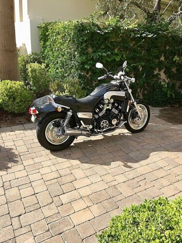 2000 Yamaha V-MAX 1200 Black w/ Chrome for sale craigslist
