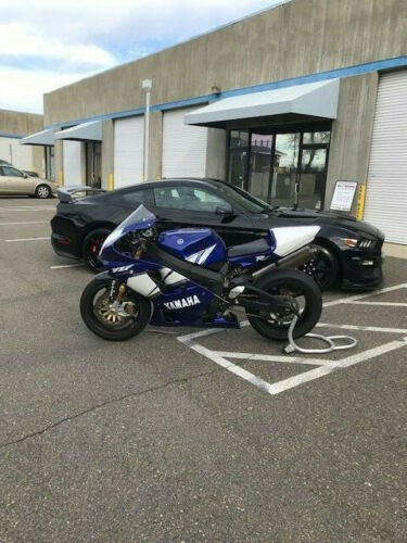 2000 Yamaha YZF-R OW02 Superbike Collection Blue craigslist