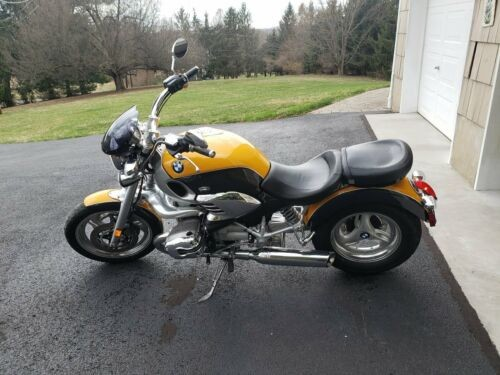 2001 BMW R 1200 C -- Yellow and Black for sale