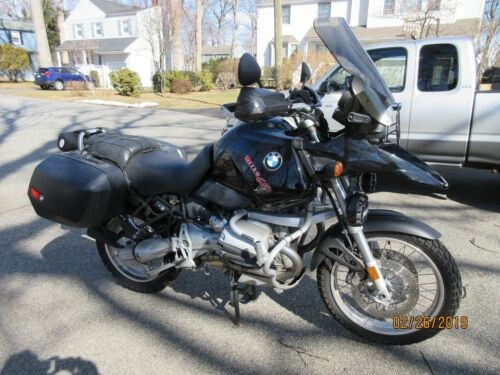2001 BMW R-Series Black for sale