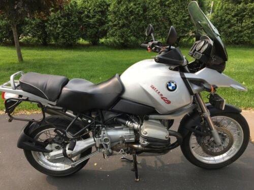 2001 BMW R-Series Silver for sale