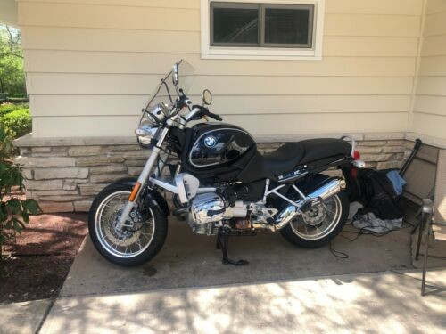 2001 BMW r1100r Black for sale craigslist