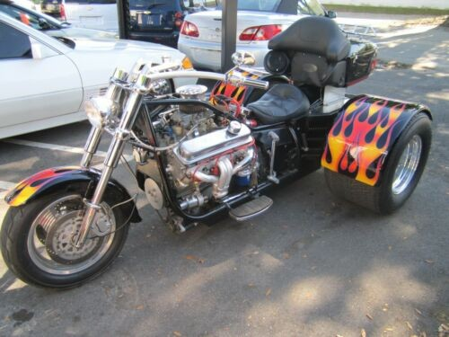 2001 Custom Built Motorcycles kannon trike Black for sale