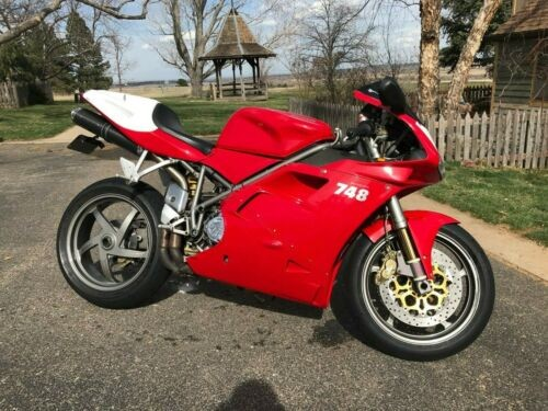 2001 Ducati Superbike Red craigslist