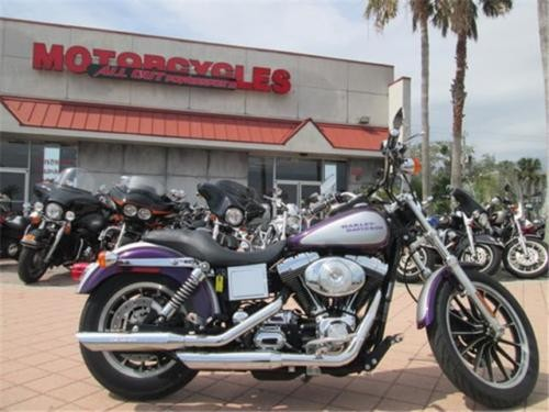 2001 Harley-Davidson Dyna -- Purple for sale craigslist