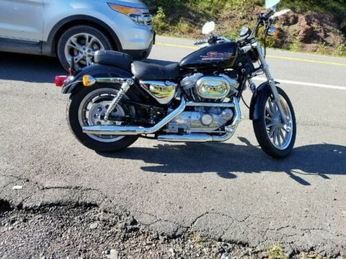 2001 Harley-Davidson Sportster Black for sale craigslist