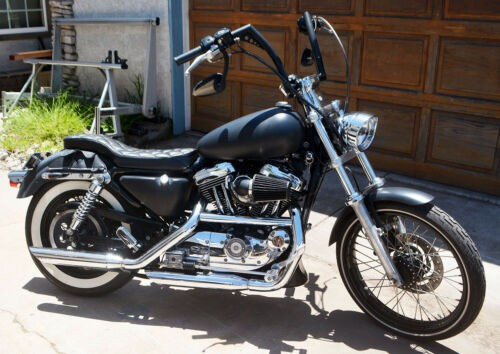2001 Harley-Davidson Sportster Black for sale