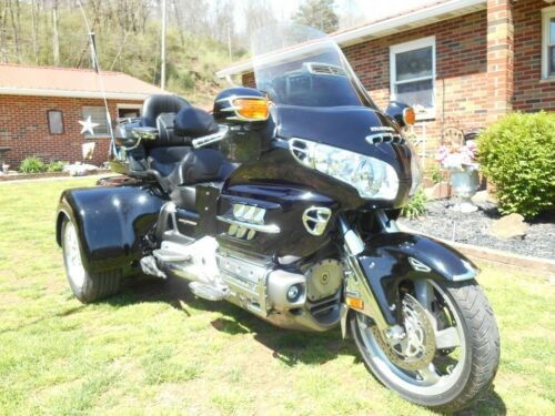 2001 Honda Gold Wing Black for sale craigslist
