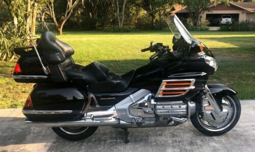 2001 Honda Goldwing GL1800 Black craigslist