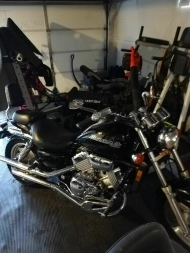 2001 Honda Magna Black for sale craigslist