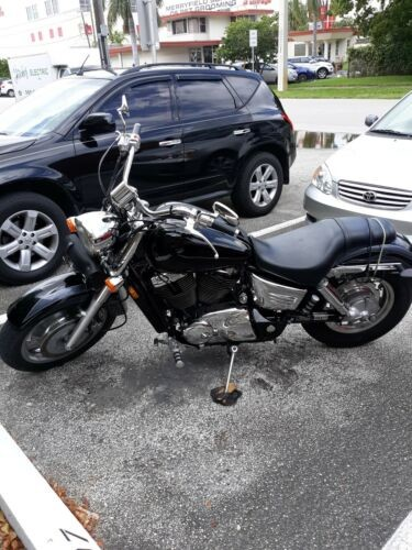 2001 Honda SHADOW SABRE VT1100C2 Black craigslist