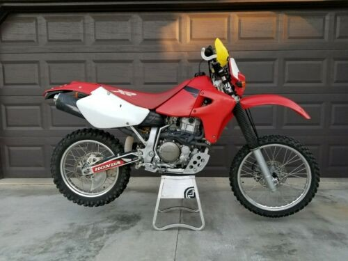 2001 Honda XR Red craigslist
