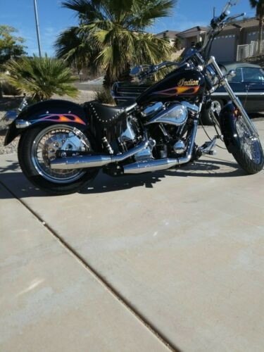 2001 Indian 100 year INDIAN Black for sale craigslist