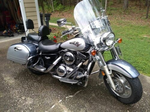 2001 Kawasaki Vulcan Gray for sale craigslist
