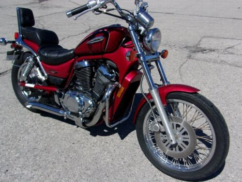 2001 Suzuki Intruder Red for sale craigslist
