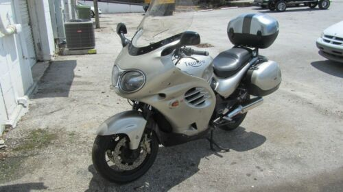 2001 Triumph Trophy Silver for sale