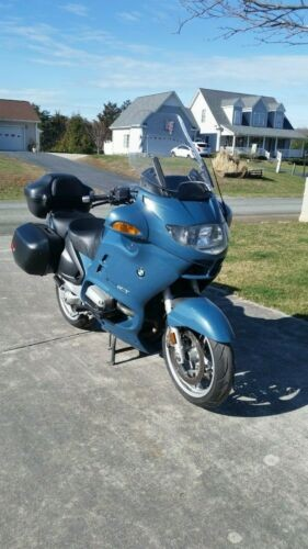 2002 BMW R-Series Marina Blue for sale craigslist
