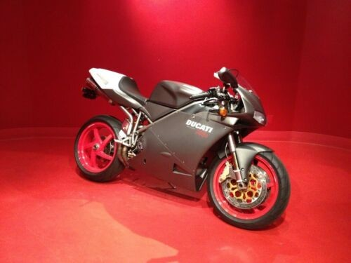 2002 Ducati Superbike Silver for sale