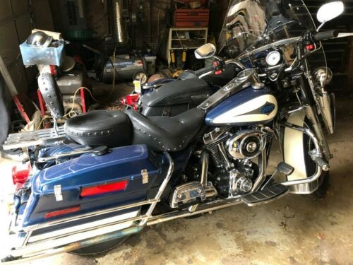 2002 Harley-Davidson Road King Police Edition for sale