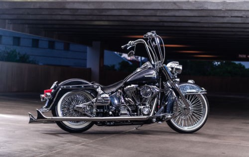 2002 Harley-Davidson Softail for sale craigslist