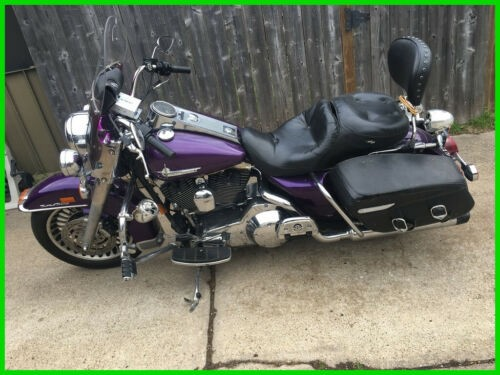 2002 Harley-Davidson Touring FLHR Road King® Purple for sale
