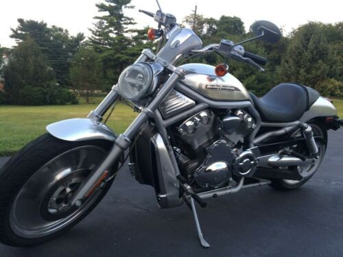 2002 Harley-Davidson V-ROD Silver for sale craigslist