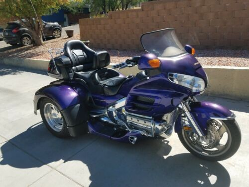 2002 Honda Gold Wing Illusion Blue for sale