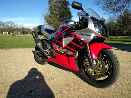 2002 Honda RC51 Red craigslist